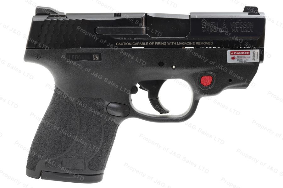 Smith & Wesson M&P Shield 2 0 Semi Auto Pistol, 9mm, Crimson Trace Laser,  No Safety, New, S&W