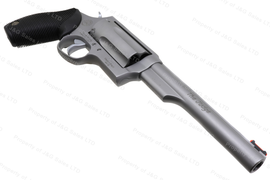 taurus judge revolver 45lc 410ga 3 chamber 6 5 barrel fiber