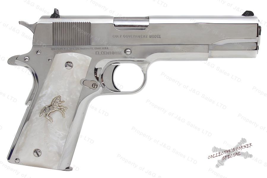 Colt 1911 Government Custom Model O Semi Auto Pistol, 38 Super, 5