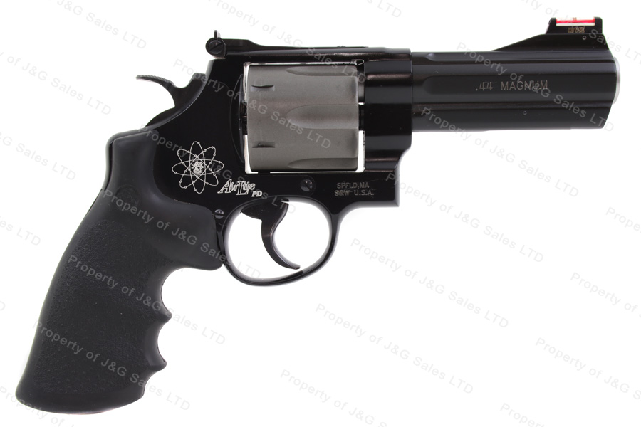 Smith & Wesson 329PD Revolver, 44 Magnum, 4