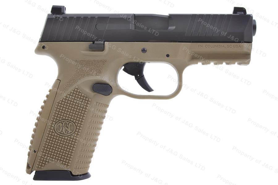 FN 509 Semi Auto Pistol, 9mm, 4