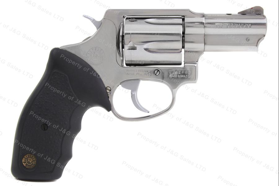 Taurus 605 Custom Revolver, 357 Magnum, 2 25
