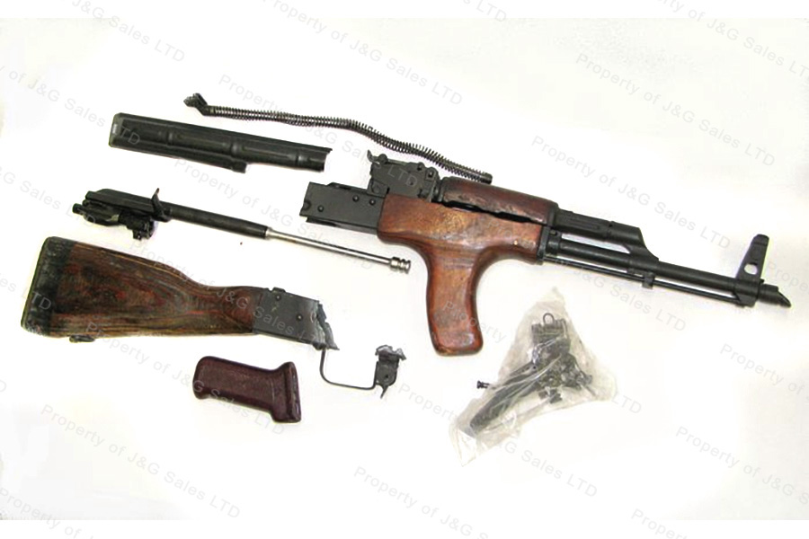 Romanian AK-47 Full Parts Kit with Barrel, Very Good Condition, Used