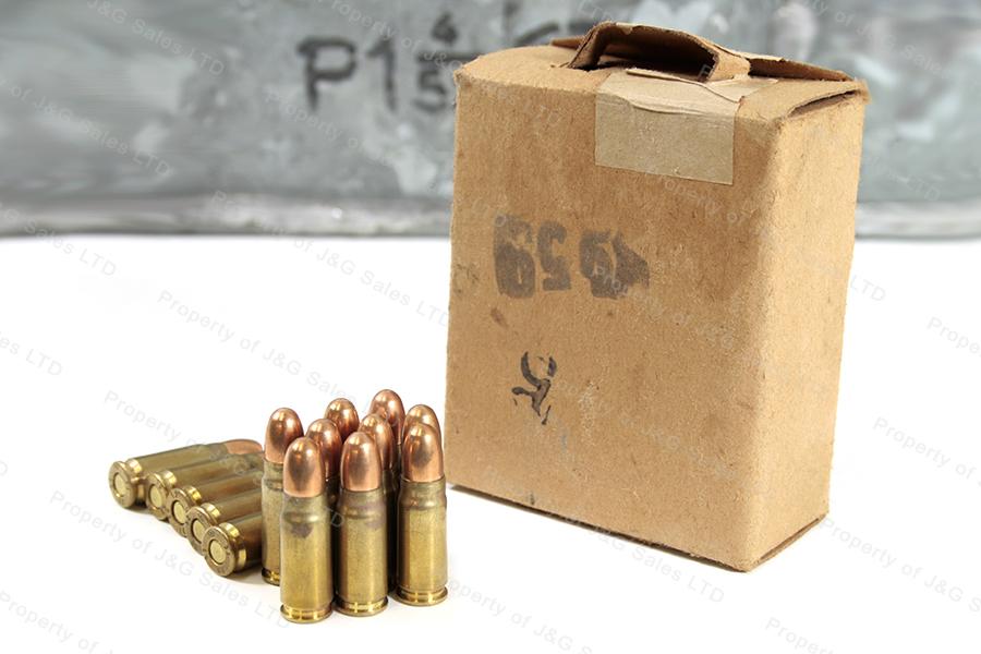 7 62x25 tokarev polish fmj ammo 70rd box