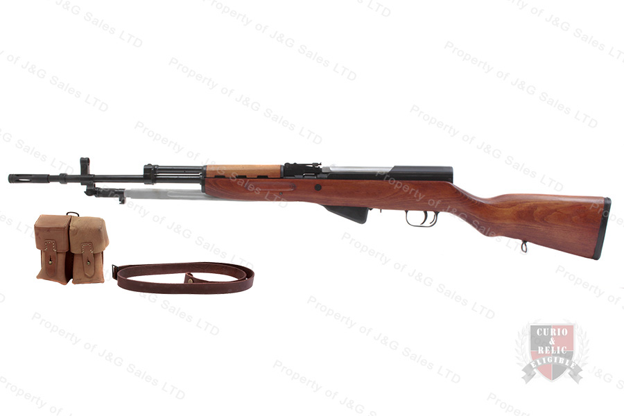 Yugo Sks 59 66 Semi Auto Rifle 7 62x39 With Flash Hider