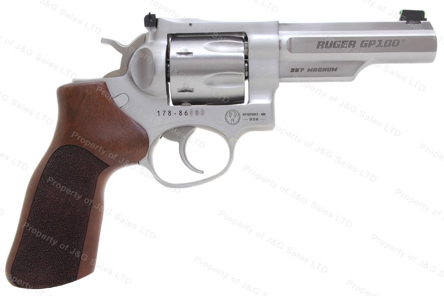 Ruger® GP100® Match Champion® Revolver, 357 Magnum, 4 2