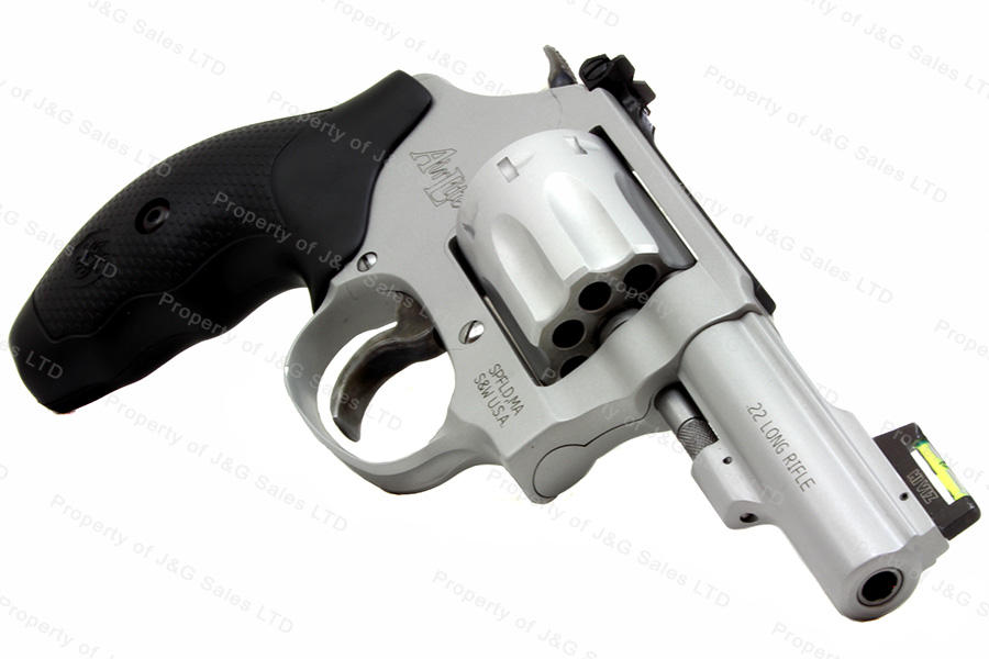 Smith Amp Wesson 317 Airlite Revolver 22lr 3 Quot Barrel Hi