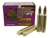 223 Golden Bear 62gr HP Ammo, 1000rds.