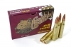 30-06 Golden Bear 145gr FMJ Ammo, 20rd Box.