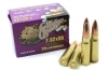 7.62x39 Golden Bear HP Ammo, 20rd Box.