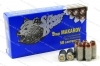 9x18 Makarov Silver Bear 94gr JHP Hollow Point Ammo, 1000rd.