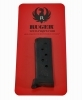 Ruger® Magazine, LCP®, 380ACP, 6 Round, Blued, Factory Magazine, New.