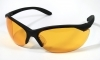 Leight Vapor II Orange Shooting Glasses. R01537.