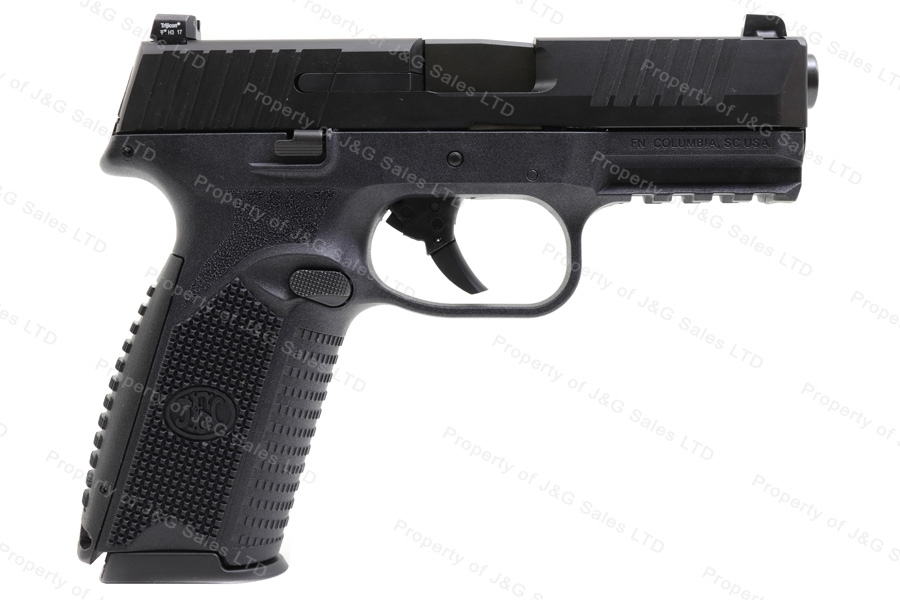 "FN 509 Semi Auto Pistol, 9mm, 4"" Barrel, Night Sights, LE, New."