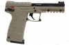 Kel-Tec PMR-30 Semi Auto Pistol, 22 Mag, Tan FDE Frame, Fiber Optic Sights, New.