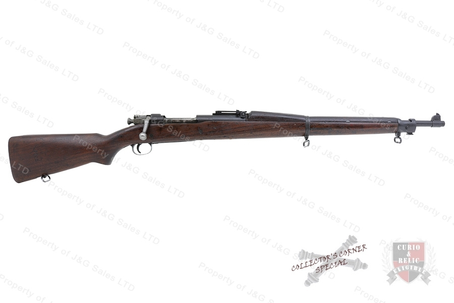 Remington 1903A1 (MOD) Bolt Action Rifle, 30-06, C&R, Good to Very Good, Used.
