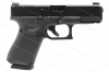 Glock 19 9mm Gen 5 Semi Auto Pistol, Night Sights, nDLC Finish, New.