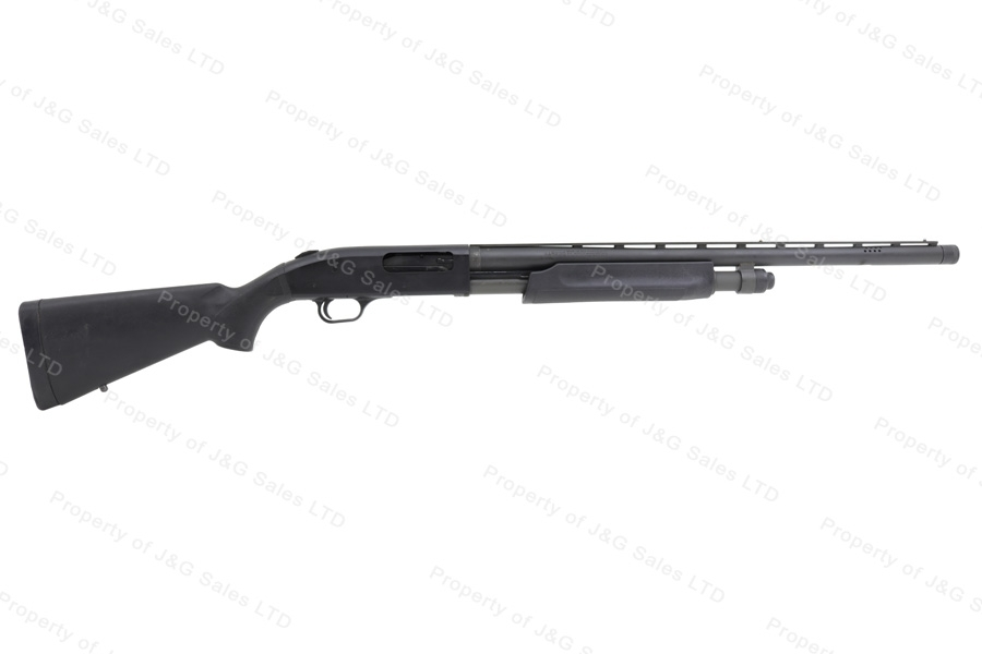 "Mossberg 835 Pump Action Shotgun, 12GA, 3.5"" chamber, 24"" Vent Rib Ported Barrel, VG, Used."