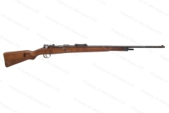 Turkish 1893 Mauser Bolt Action Rifle, 8mm (8x57), 29