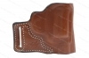 DeSantis L-GAT Slide Holster for Kimber K6S, Right Hand, Tan.