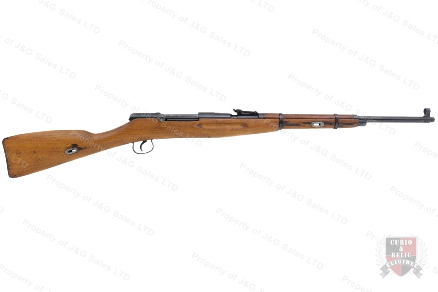Polish WZ48 Mosin Nagant Bolt Action Rifle, 22LR, 1938/44 Pattern, GSS, C&R, Used.
