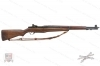 M1 Garand Semi Auto Rifle, 30-06, Springfield Receiver, NM Barrel, C&R, VG+, Used.