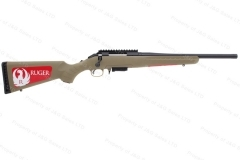 Ruger® American Ranch T Bolt Action Rifle, 7 62x39, 16