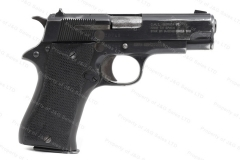 Star BM, 9mm Luger, Compact Semi Auto Pistol, Good, Blued, Used.