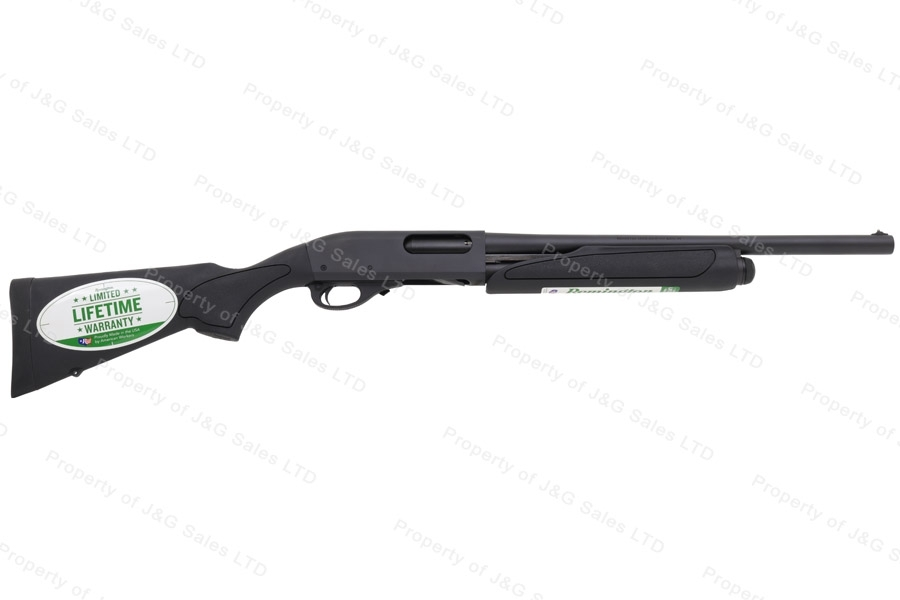"Remington 870 Express Pump Action Shotgun Combo, 12ga, 3"" Chambers, With 26"" and 18.5"" Barrels. New."