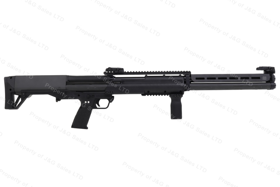 "Kel-Tec KSG25 Pump Action Shotgun, 12ga, Bullpup, 30"" Barrel, Black, New."