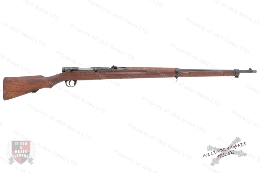 Japanese Arisaka 38 Bolt Action Rifle, Training Rifle, Type Unknown, G-VG, C&R, GSS, Used.