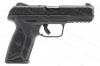 "Ruger® Security-9® Semi Auto Pistol, 9mm, 4"" Barrel, With Safety, Blued, New."