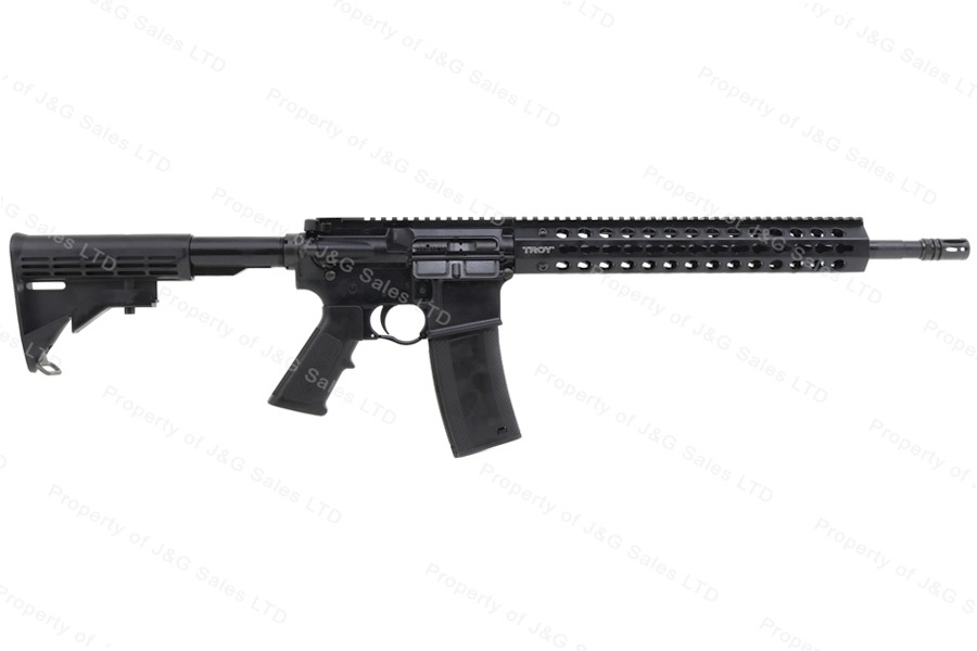 "Troy Defense CQB SPC A3 Semi Auto Carbine, 5.56/223, 16"" Barrel, New."