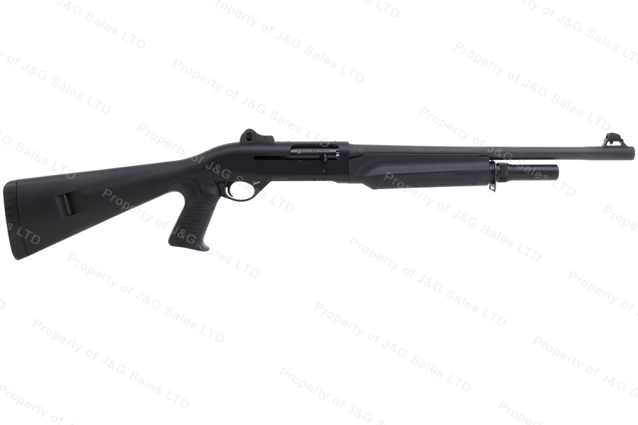 "Benelli M2 Tactical Semi Auto Shotgun, 12GA, 18.5"" Barrel, 3"" Chamber, Excellent, Used."