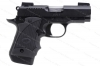 "Kimber Micro 9 Nightfall Semi Auto Pistol, 9mm, 3.2"" Barrel, TruGlo Night Sights, Black, New."