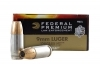 9mm Federal HST 124gr JHP Ammo, 50rd Box. P9HST1
