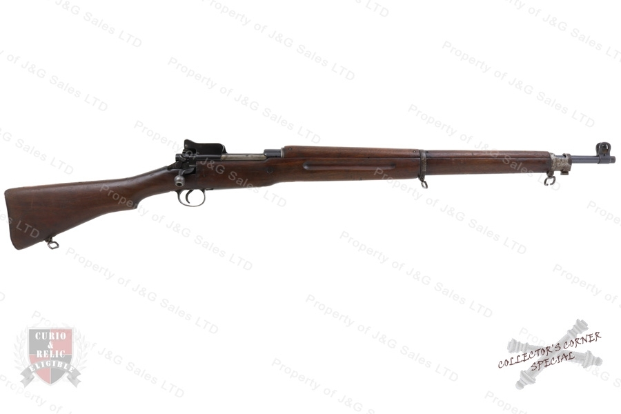Winchester P14 Enfield Bolt Action Rifle, .303 British, 1914 MKI Pattern, C&R, VG, Used.