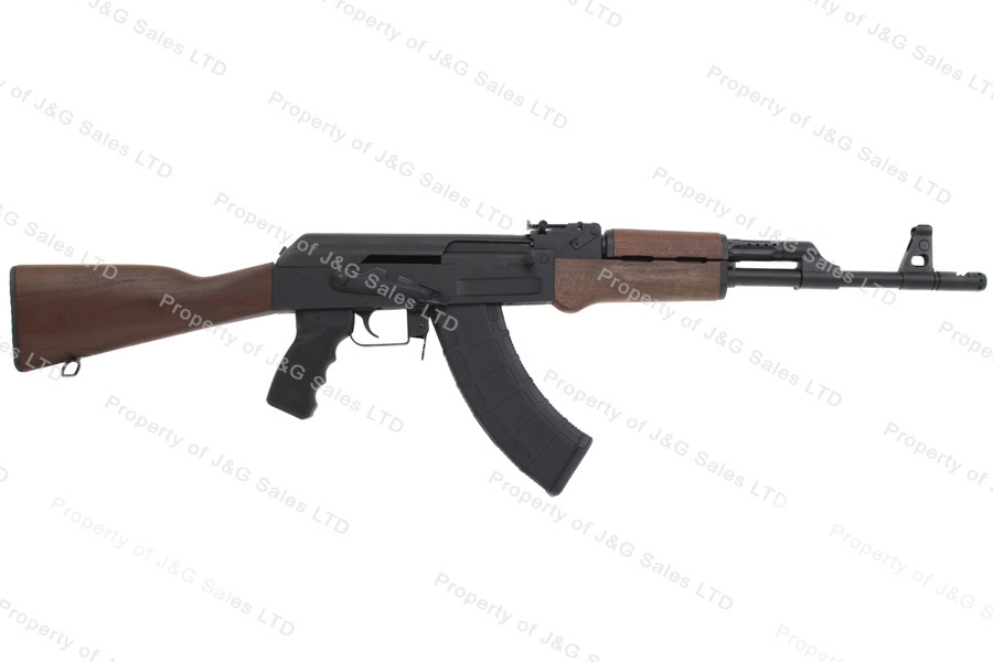 CAI Century C39V2 AK Style Semi Auto Rifle, 7.62x39, With Side Mount, Walnut Stock, US Mfg, New