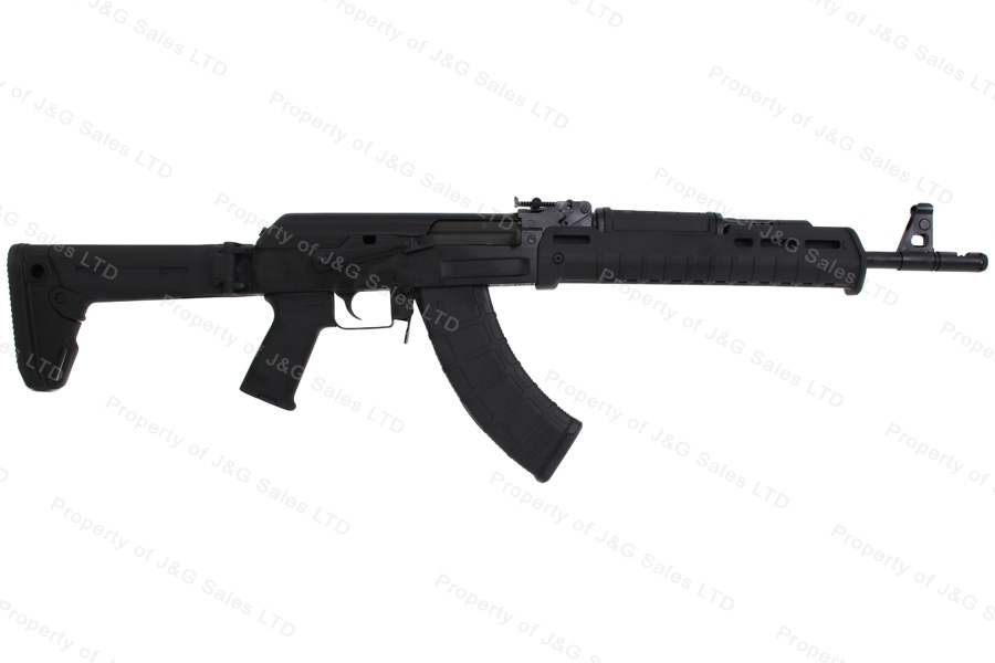 CAI Century C39V2 AK Style Semi Auto Rifle, 7.62x39, With Side Mount, MagPul Zhukov Edition, US Mfg, New.