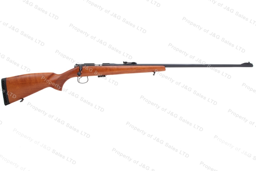 "CZ 452-2E ZKM Super BRNO SAA 2500 Bolt Action Rifle, 22LR, 29"" Barrel, GSS, Used."