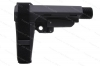 SB Tactical SBA3 Stabilizing Brace, For most AR Pistols, Black.