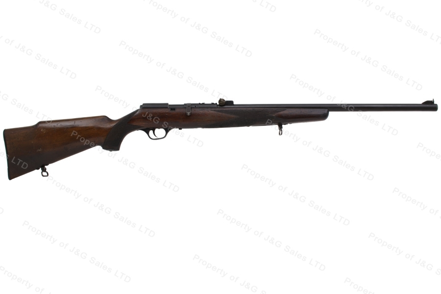 "Beretta Olympia Rifle, 22LR, Semi Auto or Bolt Action Function, 23.5"" Barrel, Blued, GSS, Used."