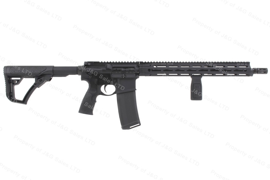 "Daniel Defense DDM4V7 Semi Auto AR Style M4 Rifle, 5.56/223 16"" Barrel, Collapsible Stock, New."