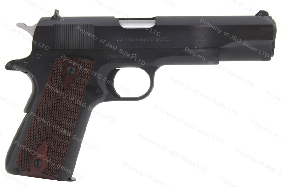 "Colt 1911 Government Series 70 Semi Auto Pistol, 45ACP, 5"" Barrel, Blued, New."