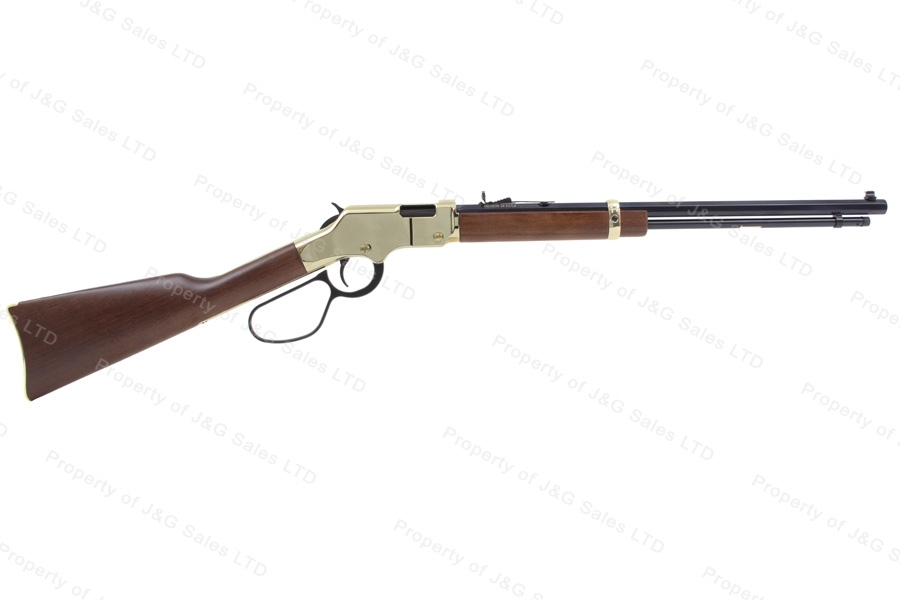 Henry H004 Golden Boy Lever Action Rifle, 22LR, Octagon Barrel, New.