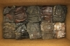 Military Surplus Yugo Mauser Leather Ammo Pouch, Batch of 50, Used.