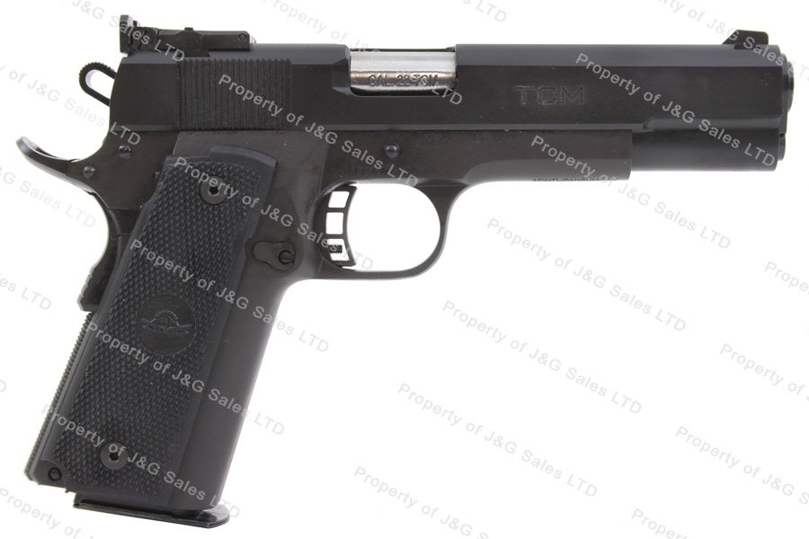 Rock Island Armory 1911A2 Semi Auto Pistol, 22TCM & 9mm Dual Caliber, 17rd Mag, New.