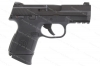 "FNH FNS-9C Compact Semi Auto Pistol, 9mm, 3.6"" Barrel, Interchangeable Backstraps, New."