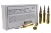 308 German Surplus 148gr FMJ Ammo, Brass Case, 20rd Box.