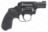 "Colt Cobra Revolver, 38 Special+P, 2"" Barrel, Black DLC, Front Night Sight, Rubber Grip, New."